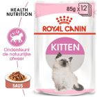 Royal Canin Kattenvoer - Kitten Instinctive in Saus