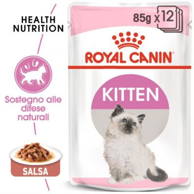 Royal Canin Kitten in Salsa