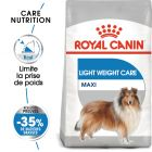 Royal Canin Maxi Light Weight Care pour chien