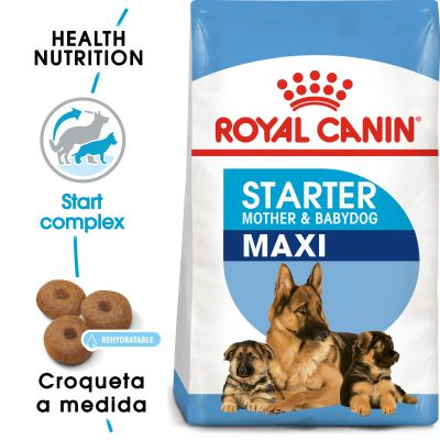 Royal Canin Maxi Starter Madre y Cachorro