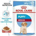 Royal Canin Medium Puppy w saszetkach