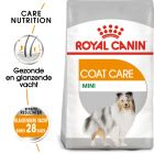 Royal Canin Mini Coat Care Hondenvoer