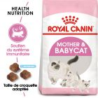 Royal Canin Mother & Babycat pour chatte et chaton