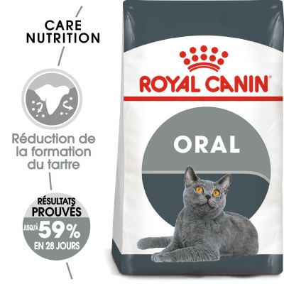 Royal Canin Oral Care pour chat