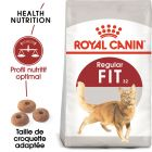 Royal Canin Regular Fit pour chat