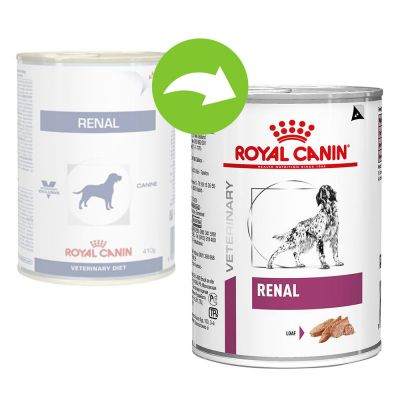 Royal Canin Renal per cani Veterinary Diet