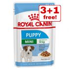 Royal Canin Size Wet Dog Food - 3 Packs + 1 Pack Extra Free!*