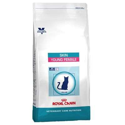 Royal Canin Skin Young Female Vet Care