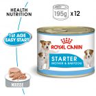 Royal Canin Starter Mousse Mother & Babydog Hrană umedă