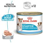 Royal Canin Starter Mousse Mother & Babydog
