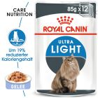 Royal Canin Ultra Light i gelé