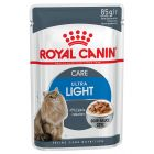 Royal Canin Ultra Light i sauce