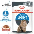 Royal Canin Ultra Light i sås