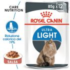 Royal Canin Ultra Light in Salsa