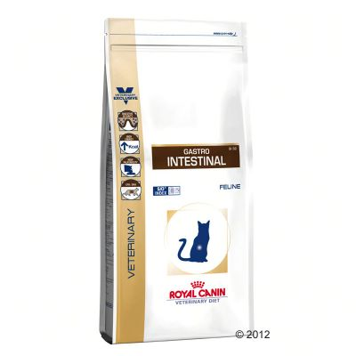 Royal Canin Veterinary Diet Cat - Gastro Intestinal GI 32