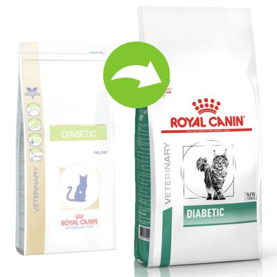 Royal Canin Veterinary Diet Feline Diabetic DS 46