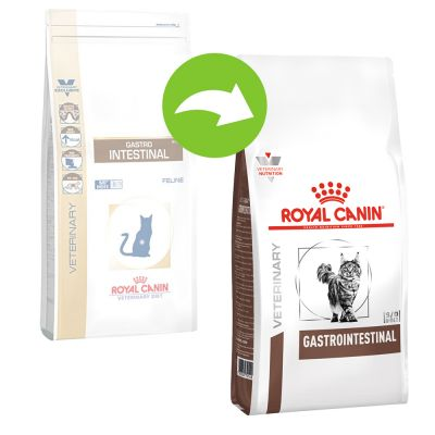 Royal Canin Veterinary Diet Feline Gastro Intestinal GI 32
