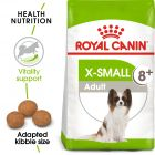 Royal Canin X-Small Adult 8 +