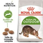 Royal Canin Active Life Outdoor pour chat