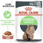 Royal Canin Adult Digest Sensitive w sosie