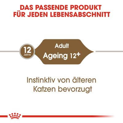 Royal Canin Ageing 12+ in Soße