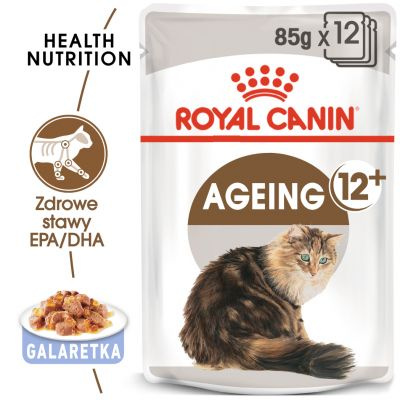 Royal Canin Ageing +12 w galaretce