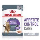 Royal Canin Appetite Control Care en mousse pour chat