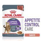 Royal Canin Appetite Control Care en sauce