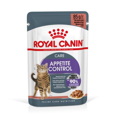 Royal Canin Appetite Control Care en sauce pour chat