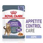 Royal Canin Appetite Control Care în gelatină Hrană umedă
