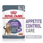 Royal Canin Appetite Control in Morbido Paté Alimento umido per gatti