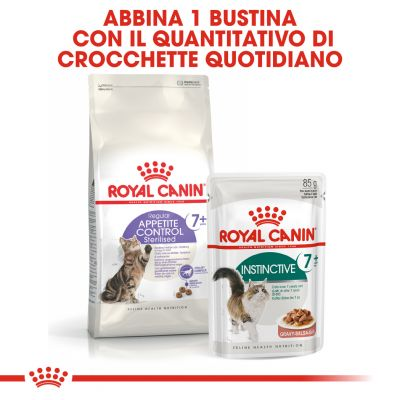 Royal Canin Appetite Control Sterilised 7+