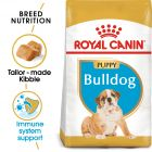 Royal Canin Breed Bulldog Puppy Hrană uscată