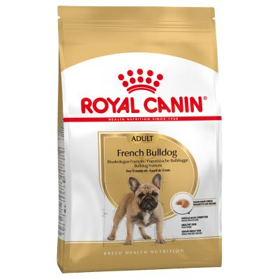 Royal Canin Breed French Bulldog Adult Hrană uscată