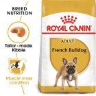 Royal Canin Breed French Bulldog Adult Hrană uscată