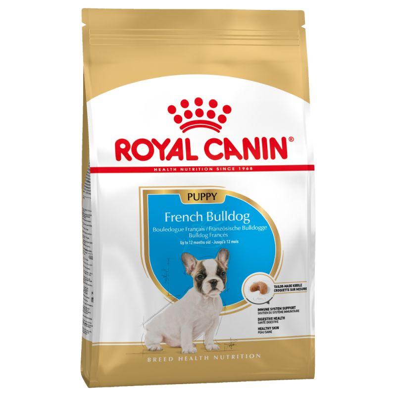 Royal Canin Breed French Bulldog Puppy