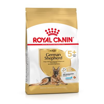 Royal Canin Breed German Shepherd Adult 5+