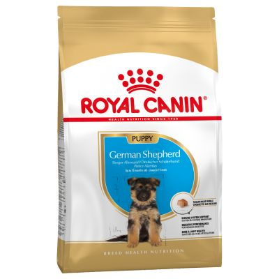 Royal Canin Breed German Shepherd Puppy