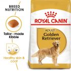 Royal Canin Breed Golden Retriever Adult Hrană uscată