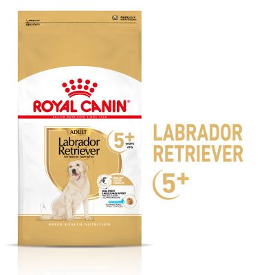 Royal Canin Breed Labrador Retriever Adult 5+