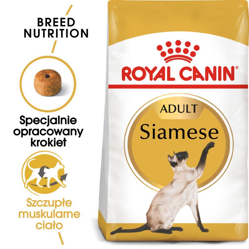 Royal Canin Breed Siamese Adult