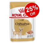 Royal Canin Breed Wet Dog Food - 25% Off!*