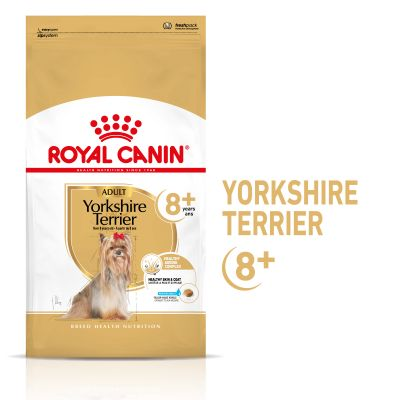 Royal Canin Breed Yorkshire Terrier Adult 8+