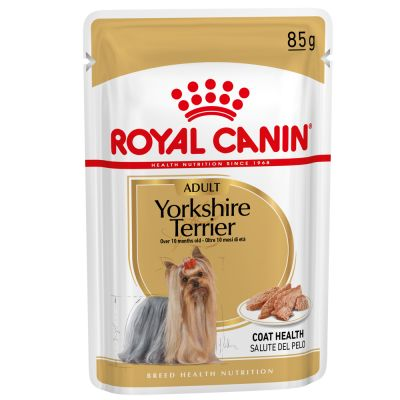 Royal Canin Breed Yorkshire Terrier em saquetas