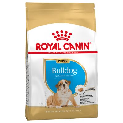 Royal Canin Bulldog Junior/Puppy