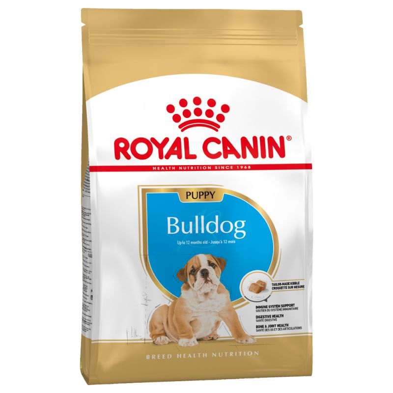 Royal Canin Bulldog Puppy / Junior