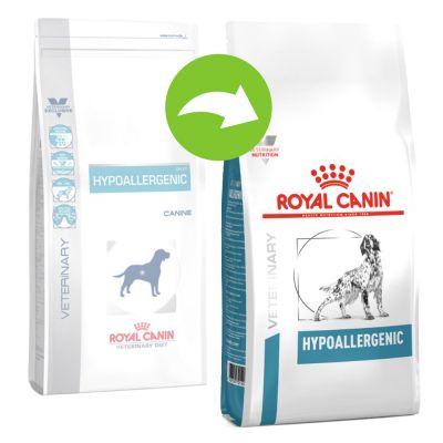 Royal Canin Veterinary Diet Hypoallergenic Dr 21 Halpaan Hintaan Bitibalta