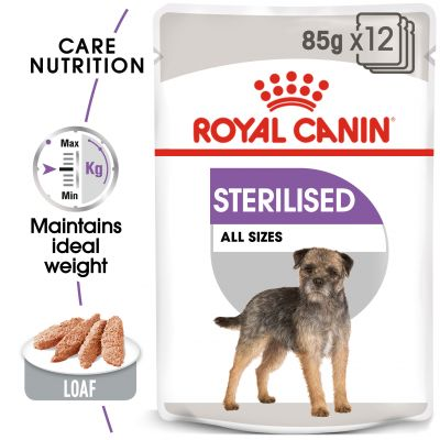Royal Canin Care Nutrition Wet Sterilised