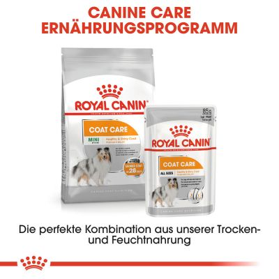 Royal Canin CCN Coat Care Wet