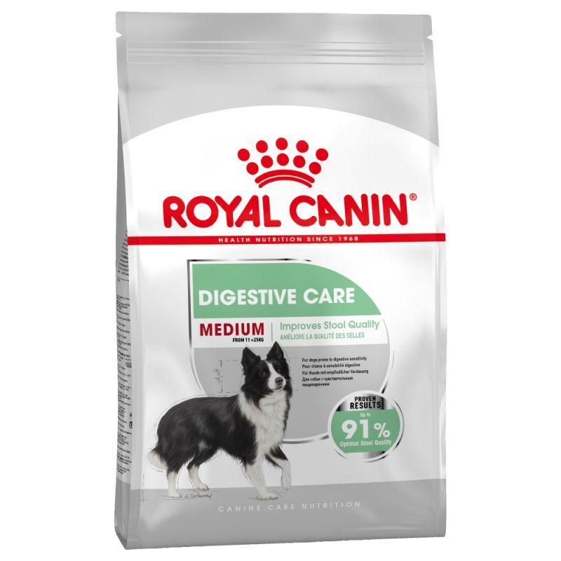 Royal Canin CCN Digestive Care Medium Hrană uscată